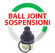 Ball joint sospensioni Quad