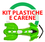 Kit plastiche e carene per Quad