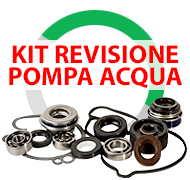 Kit revisione pompa acqua per Quad Atv