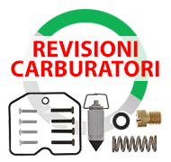 Revisioni carburatori per Quad