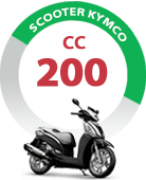 scooter-kymco-200cc