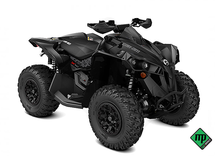 renegade 1000r x xc can am quad nuovo. Black Bedroom Furniture Sets. Home Design Ideas