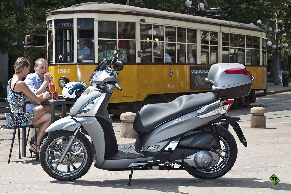 scooter kymco people gti 300 abs euro 4 promozione 2017