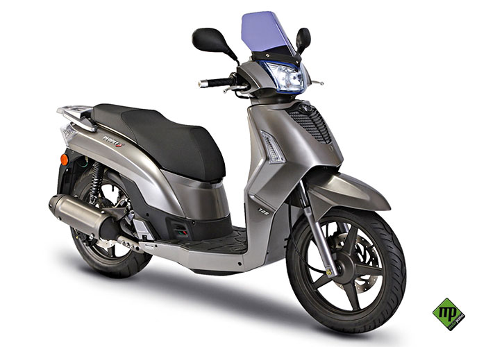 scooter kymco people s 125 cc dd nuovo in vendita. Black Bedroom Furniture Sets. Home Design Ideas