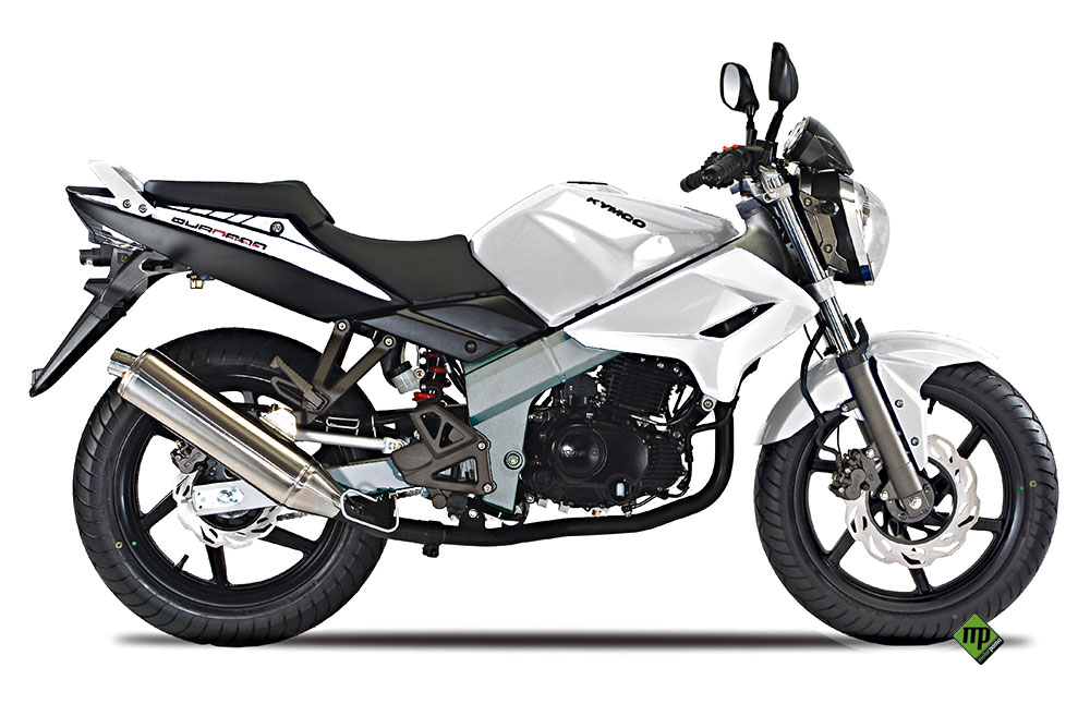 motociclo kymco quannon 125 naked nuovo in vendita. Black Bedroom Furniture Sets. Home Design Ideas