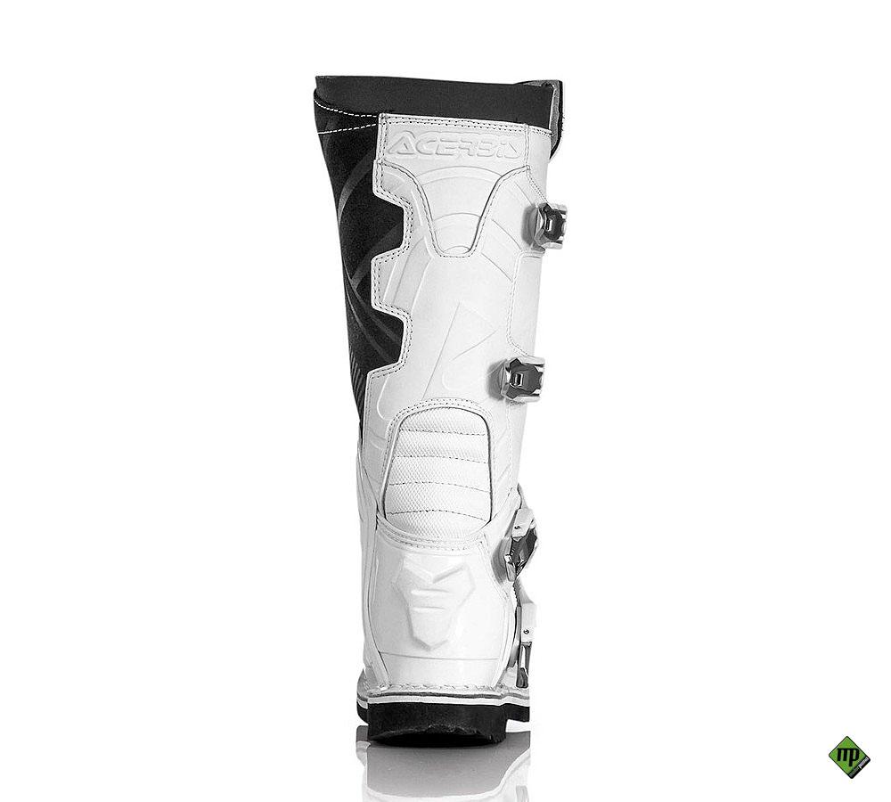 Stivali Cross Enduro: Stivali Acerbis X Pro V Full White