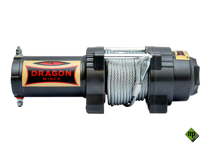 Verricello Dragon winch 3500